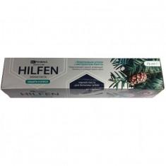 Хилфен зубная паста с березовым углем и маслом пихты - Защита и белеск 75мл Beauty Care