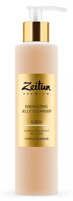 ZEITUN Гель энергетический для умывания, для тусклой кожи / LULU 200 мл