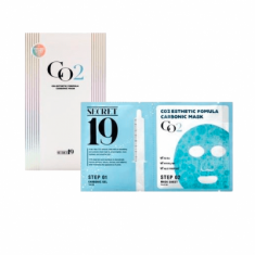 Маска Карбокситерапия CO2 ESTHETIC HOUSE Esthetic Formula Carbonic Mask 5шт