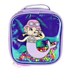 Косметичка MISS PINKY прямоугольная