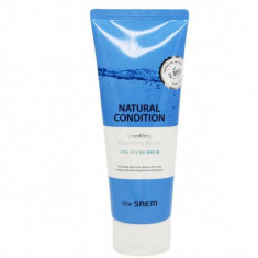 пенка для умывания the saem natural condition sparkling cleansing foam