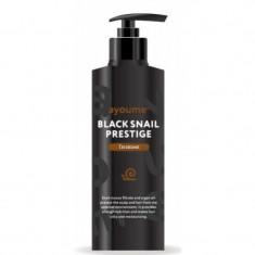 бальзам для волос с муцином улитки ayoume black snail prestige treatment