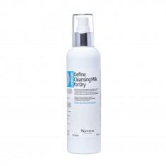 SKINDOM Молочко очищающее для сухой кожи лица / DEFINE CLEANSING MILK FOR DRY 220 мл