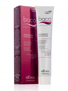 KAARAL 12.12 краска для волос, экстра светлый блондин пепельно-фиолетовый / BACO COLOR 100 мл