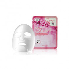 Тканевая маска для лица с коллагеном 3W CLINIC Fresh Collagen Mask Sheet 23мл