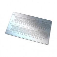 Freedecor, Металлизированные наклейки №102, серебро