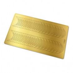 Freedecor, Металлизированные наклейки №136, золото