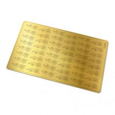 Freedecor, Металлизированные наклейки №153, золото