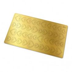 Freedecor, Металлизированные наклейки №108, золото