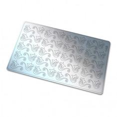 Freedecor, Металлизированные наклейки №143, серебро