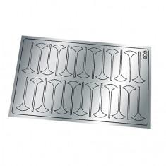 Freedecor, Металлизированные наклейки №186, серебро