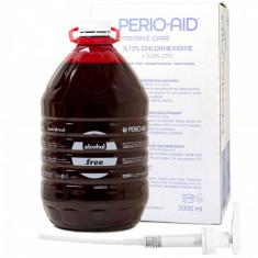 Dentaid Ополаскиватель для полости рта Perio-Aid 0.12% Intensive Care с хлоргексидином, 5л