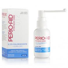 Dentaid Спрей Perio-Aid 0.12% Intensive Care с хлоркесидином для лечения и снятия воспалений, 50мл
