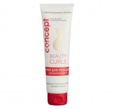 CONCEPT Крем для укладки вьющихся волос / BEAUTY CURLS Contouring Creme 100 мл