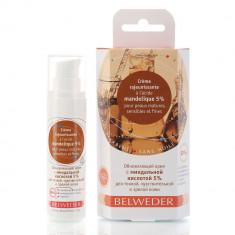 Belweder крем обновляющий с миндальной кислотой 5% для тонкой чувствительной зрелой кожи 30мл