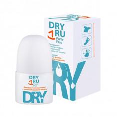 Dry ru Forte plus дезодорант-антиперспирант с усиленной формулой защиты 50мл