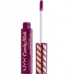 NYX PROFESSIONAL MAKEUP Насыщенный блеск для губ Candy Slick Glowy Lip Color - Grape Expectations 07