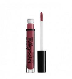 NYX PROFESSIONAL MAKEUP Блеск для губ Lip Lingerie Gloss - Euro Trash 08