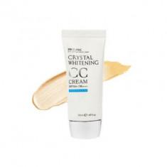 СС-крем осветляющий 3W CLINIC Crystal Whitening CC Cream SPF50+/PA+++ #2
