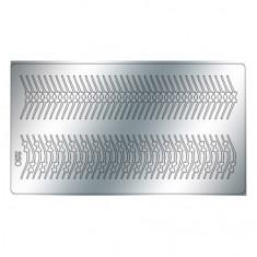 Freedecor, Металлизированные наклейки №220, серебро