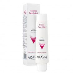 Aravia Паста-эксфолиант с энзимами для лица Enzyme Face Polish 100мл Aravia professional