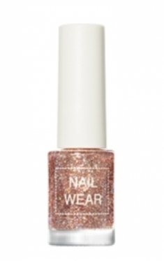 Лак для ногтей THE SAEM Nail wear 100. Coral Universe 7мл