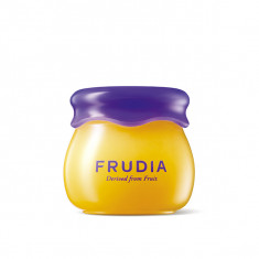увлажняющий бальзам для губ с черникой frudia blueberry hydrating honey lip balm