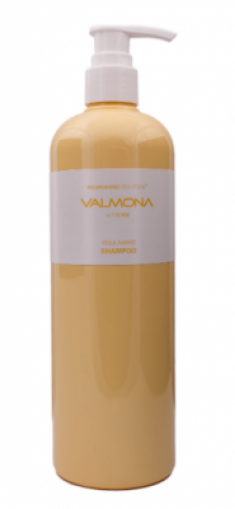 Шампунь для волос ПИТАНИЕ EVAS VALMONA Nourishing Solution Yolk-Mayo Shampoo 480 мл
