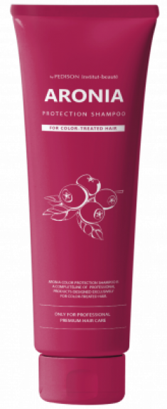 Шампунь для волос АРОНИЯ EVAS Pedison Institute-beaut Aronia Color Protection Shampoo 100мл