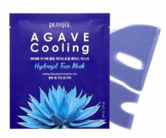 Набор гидрогелевых масок c экстрактом АГАВЫ PETITFEE Agave Cooling Hydrogel Face Mask 32г*5шт