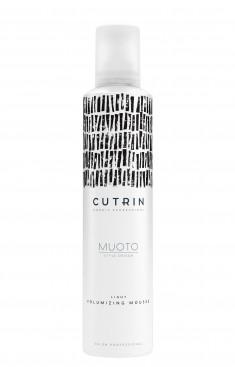 CUTRIN Мусс для объема легкой фиксации / MUOTO LIGHT VOLUMIZING MOUSSE 300 мл
