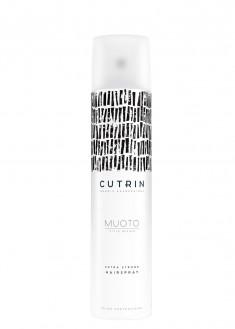 CUTRIN Лак экстрасильной фиксации / MUOTO EXTRA STRONG HAIRSPRAY 300 мл