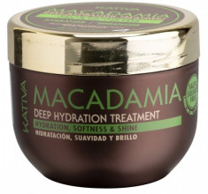 KATIVA Уход интенсивный увлажняющий для волос / MACADAMIA 500 мл