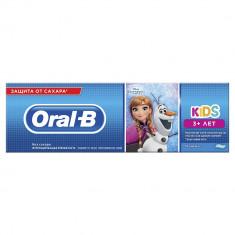 Oral-B Зубная паста Kids для детей с 3 лет Легкий вкус 75мл