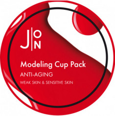 Альгинатная маска АНТИВОЗРАСТНАЯ J:ON ANTI-AGING MODELING PACK 18г