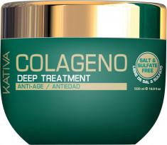 KATIVA Уход интенсивный коллагеновый для волос / COLLAGENO 500 мл