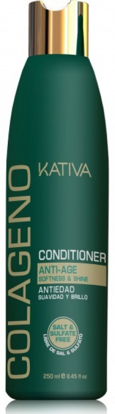 KATIVA Кондиционер коллагеновый для волос / COLLAGENO 250 мл