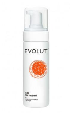 EVOLUT Пенка очищающая для умывания с наночастицами серебра 150 мл