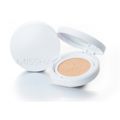 тональный крем-кушон увлажняющий spf50+ pa+++ missha magic cushion moist up spf50+/pa+++