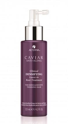 ALTERNA Спрей несмываемый для уплотнения и роста волос с экстрактом красного клевера / Caviar Anti-Aging Clinical Densifying Leave-in Root Treatment 125 мл