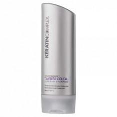 Шампунь для поддержания яркости цвета Keratin Complex Timeless Color Fade-Defy Shampoo 400мл