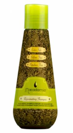 Шампунь восстанавливающий с маслом арганы и макадамии Macadamia Rejuvenating shampoo 100мл