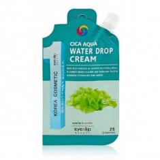 крем для лица увлажняющий eyenlip cica aqua water drop cream