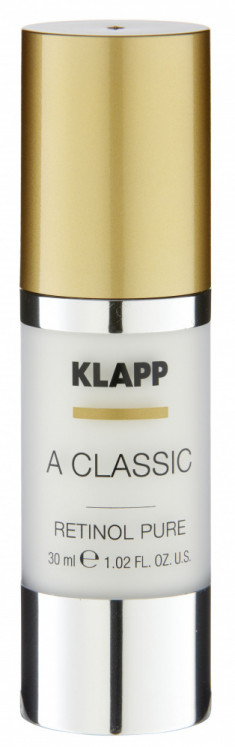 KLAPP Сыворотка для лица Чистый ретинол / A CLASSIC 30 мл