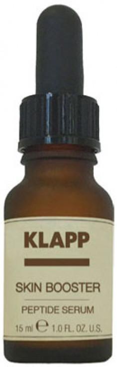 KLAPP Сыворотка для лица Пептид / SKIN BOOSTER 15 мл