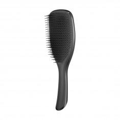 TANGLE TEEZER Расческа для волос / The Large Wet Detangler Black Gloss