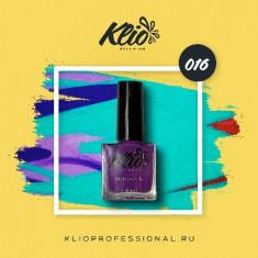 Klio Professional, Лак для стемпинга №16