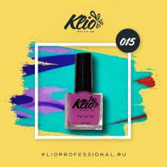 Klio Professional, Лак для стемпинга №15