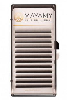 Ресницы MAYAMY 12 линий С 0,07 12мм Innovator Cosmetics