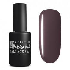 PATRISA NAIL 182 гель-лак для ногтей, глубокие темные оттенки / Axios Gel 8 мл